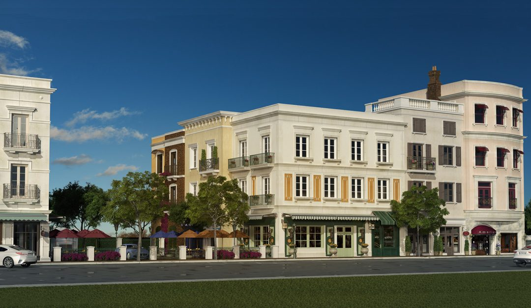 Citrus Square Developer Announces Second Project — The Courtyard at Citrus